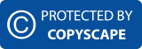 Copyscape Copyright Protection